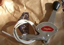 Vintage NOS Muscle Bike Simplex 5 Speed Stick Shifter