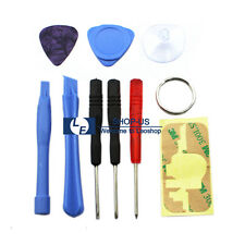 New 10in1 Mobile Phone Opening Pry Repair Tools Kit  for Cell Phone iPhone 5 6