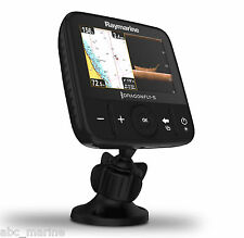 NEW Raymarine Dragonfly 5 PRO Dual Channel CHIRP Sonar / GPS with DownVision