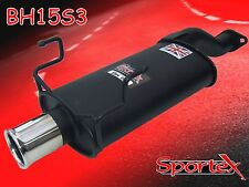 Sportex Honda Civic Type R EP3 exhaust back box 2001-2007 S3