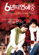 "KOREAN MOVIE""LOVERS OF SIX YEARS""ORIGINAL DVD/ENG SUBTITLE/REGION 3/KOREAN FILM"