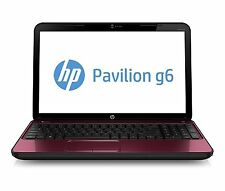 "HP Pavillion G6-2213SA 1TB 8GB RAM AMD A8 QuadCore 15.6"" Laptop Windows 8 - Red"