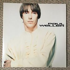 Paul Weller - Paul Weller - Rare 1992 original UK 12 track vinyl LP w/ booklet