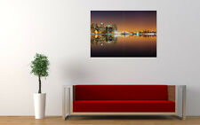NEW YORK CITY LIGHTS NEW GIANT LARGE ART PRINT POSTER PICTURE WALL