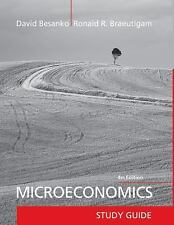 Study Guide to Microeconomics by Ronald Braeutigam and David Besanko, 4th Ed.