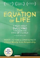 The Equation of Life~a Film About Bullying through the Eyes of The Child DVD..c9
