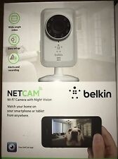 Belkin NetCam WiFi Camera With Night Vision