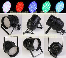 US 177 LED LIGHTS RGB PAR 64 DMX512 6 Channel STAGE Lights CLUB DJ SHOW PARTY