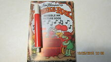 VTG NEW FRAGGLE ROCK INVISIBLE INK ACTIVITY PICTURE BOOK HENSON MUPPETS