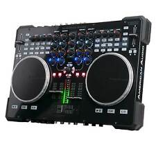 American DJ VMS5 6-Channel Stand Alone Mixer with full MIDI Capability
