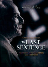 The Last Sentence (DVD, 2014) Hitler WWII Story SEALED Free Shipping