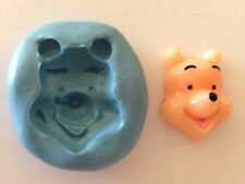 Winnie The Pooh Flexible Silicone Mould Sugarcraft Cake Toppers