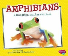 Amphibians : A Question and Answer Book by Isabel Martin (2014, Paperback)