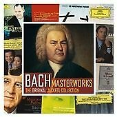 BACH Masterworks Original Jackets Collection 50 CD Box Deutsche Grammophon Decca