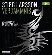 Larsson, Stieg - Verdammnis: Die Millennium-Trilogie (2) - CD