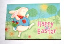 Dollhouse Miniature Happy Easter Door Mat or Rug