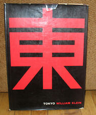 William Klein Tokyo Gravure Photographs HC Dust Jacket Fourth City Book 1st 1964