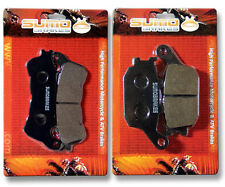 Honda FR+R Brake Disc Pads NC 700 SC XAC XC 2011 2012 2013 Integra Scooter 11-13