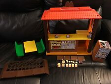Vintage 1982 Mattel Barbie Loves McDonalds Play Set Restaurant Toy MUST SEE!!!