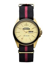 Vivienne Westwood Men's Camden Lock II Watch Brand New In Box RRP £255 Bargain