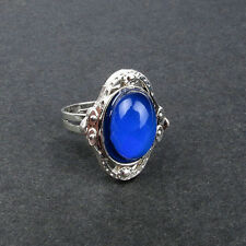 1Pc Alloy Adjustable Mood Ring Temperature Control Changing Color Ring