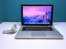 MacBook Pro 13 Pre-Retina OSX 2016 *2.4Ghz* 8GB - 750GB HD - 1 Yr Warranty