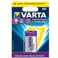 VARTA 6122 batterie litio Professionale Batteria 9V come Batteria foto 1200 mAh
