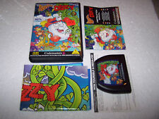 FANTASTIC DIZZY with POSTER - Sega Mega Drive - UK PAL - Boxed Complete EXC COND