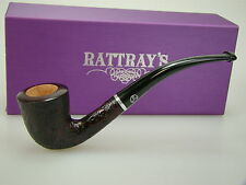 Rattray's Pfeife Blower's Daughter Sand kleine elegante Pfeife o.Fi. #280