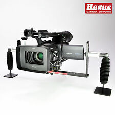 Hague Dual Gimbal DSLR Camera Levitator Steadicam type Stabilizer with Twin Grip