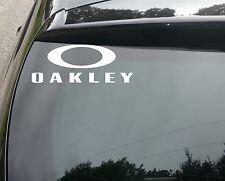 OAKLEY SURF Funny Car/Window JDM VW EURO Vinyl Decal Sticker
