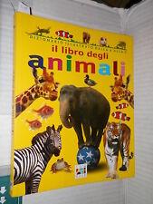 IL LIBRO DEGLI ANIMALI Dizionario illustrato dalla A alla Z Rusconi fauna libro