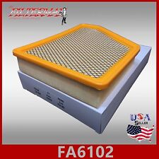 FA6102 ENGINE AIR FILTER FOR Chevrolet Camaro 2010-2015 FAST SHIPPING