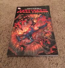 COUNTDOWN TO FINAL CRISIS VOLUME 4  DC 2008 TPB SC four OOP
