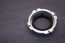 Pentax screw M42 Lens to Arriflex PL mount adapter thinnest stainless helical