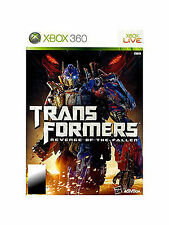 Transformers: Revenge of the Fallen (Microsoft Xbox 360, 2009)