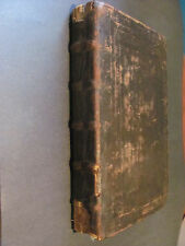 1617 William Perkins The Works Theology Bible Cambridge Leather