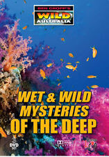 DVD:WET AND WILD MYSTERIES OF THE DEEP - NEW Region 2 UK