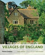 The Most Beautiful Villages of England (The Most Beautiful Villages)-ExLibrary