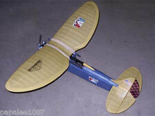 "Model Airplane Plans (FF): TORNADO  Old Time 30"" Class A (1946) by Paul Plecan"