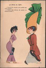 Xavier Sager. La mode en 1910. #3
