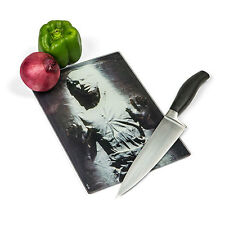 STAR WARS HAN-SOLO IN CARBONITE GLASS CHOPPING BOARD BRAND NEW GREAT GIFT