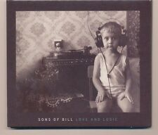 Love and Logic by Sons of Bill (CD 2014, Thirty Tigers) FREE SHIPPING