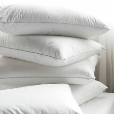 Set of 2 KING Size GOOSE DOWN ALTERNATIVE PILLOW 1200TC Egyptian Cotton Cover