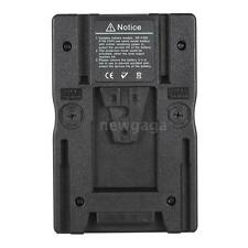 F2-BP V Mount Battery Adapter Plate for Sony NP-F970 F750 Canon 5D2/3 DSLR H5P4
