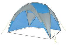 Pavillon Zelt Garten Partyzelt Strandmuschel XXL Camping Strand Sonnenschirm