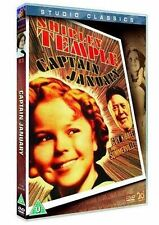 CAPTAIN JANUARY DVD NEW MUSICAL FILM MOVIE SHIRLEY TEMPLE