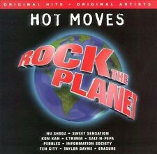 Hot Moves Various Artists MUSIC CD