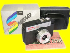 NEU BRAND NEW SMENA-8M LOMO Lomography USSR 40mm Russian compact camera in BOX