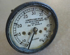 1910s Smith & Sons speedometer for Rolls Royce Daimler in good working order